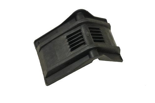 Kantenschutz PVC schwarz