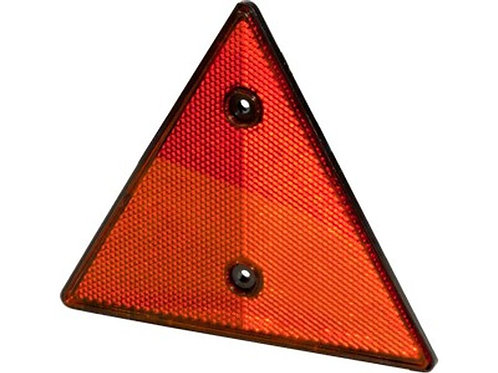 Rückstrahler Dreieck,Plastik