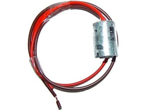 Fassung mit Kabel für Ermax