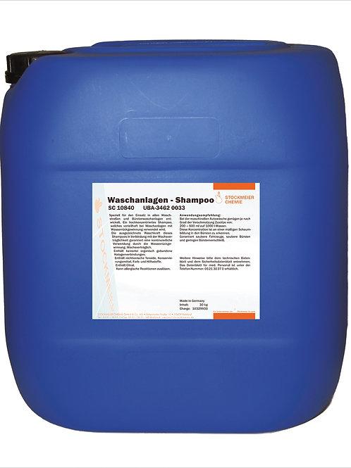 Waschanlagenshampoo 30kg.