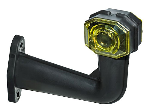 LED Umrißleuchte rot/weiß 24V.