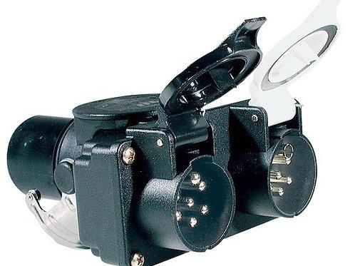 Adapter kurz 24V. VORNE