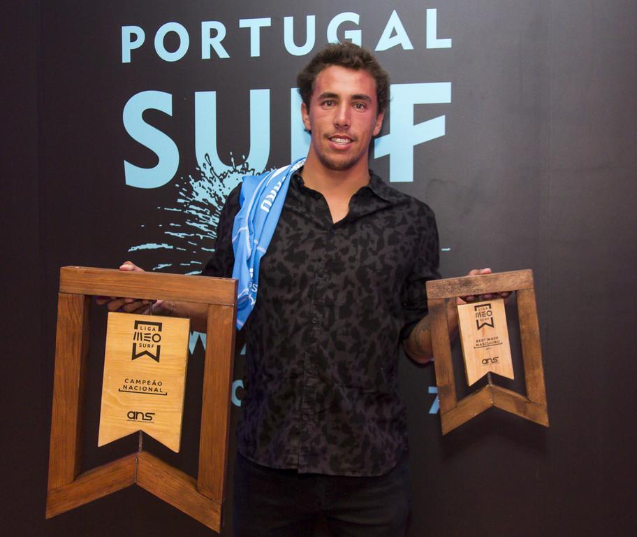 Portuguese surf champion 2017