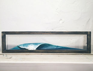 the wedge waves by johny surf art.jpg