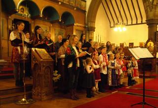Pan Orthodox Christmas Concert