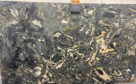 Titanium Verde Granite