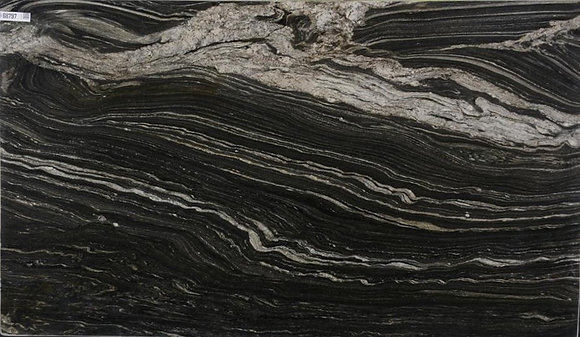 Explosion Black Granite