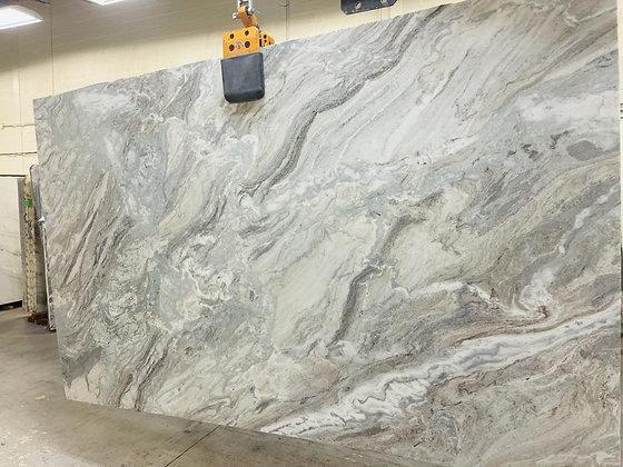 Fantasy Brown Leathered Granite