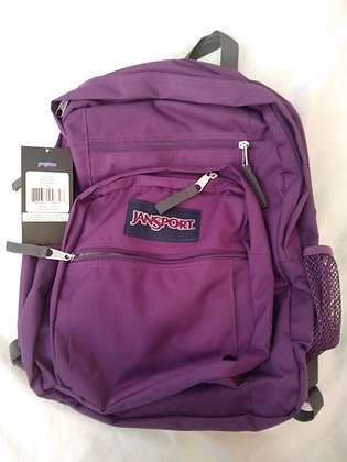 תיק גב ג'נספורט JANSPORT BIG STUDENT Purple