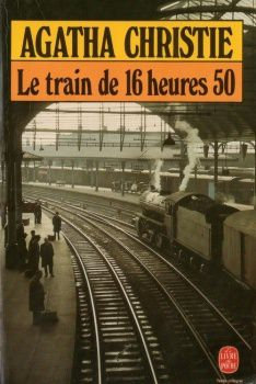 Le train de 16h50 de AGATHA CHRISTIE