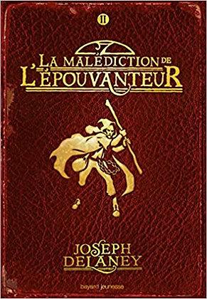 la malediction de l'épouventeur de Joseph Delaney