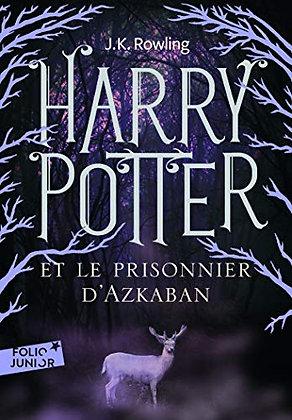 Harry Potter et le prisonnier d'Azkaban de J.K Rowling