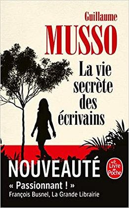 La vie secrète des écrivains de Musso
