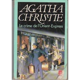 Le crime de l'Orient Express de AGATHA CHRISTIE