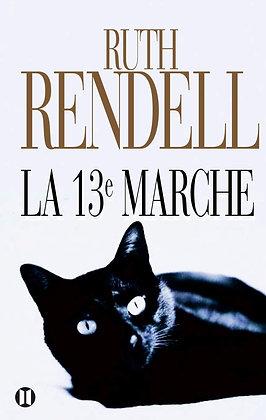 La 13ème marche de Ruth Rendell
