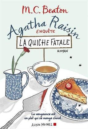 Agatha Raisin: la quiche fatale