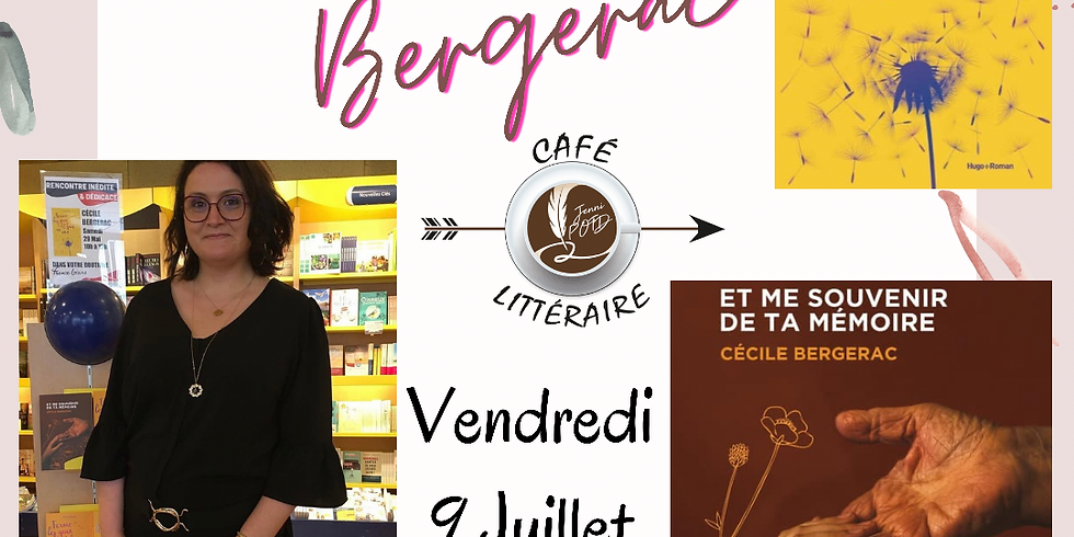 Rencontre avec Cécile Bergerac