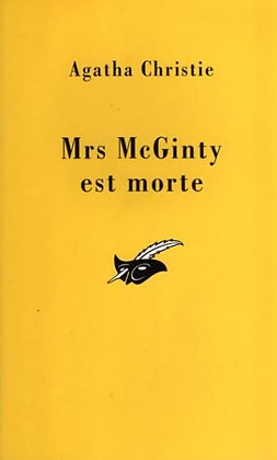 Mrs Mc Ginty est morte