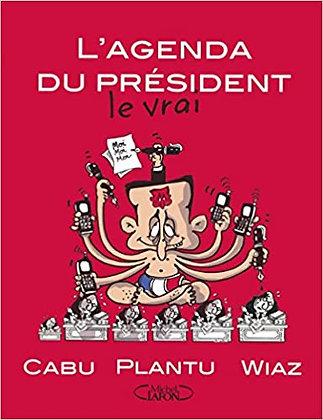 L'agenda du président, le vrai de CABU