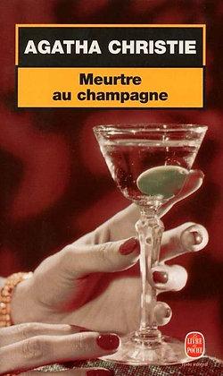 Meurtre au Champagne de AGATHA CHRISTIE