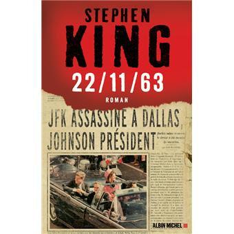 22/11/1963 de STEPHEN KING