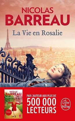 La vie en Rosalie par Nicolas Barreau