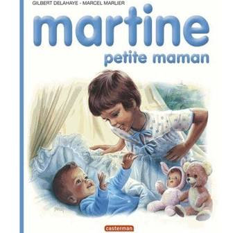 Martine petite maman de DELAHAYE