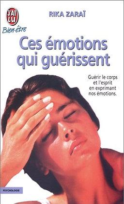 Ces émotions qui guérissent