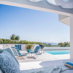 Relax & enjoy the view from the day bed