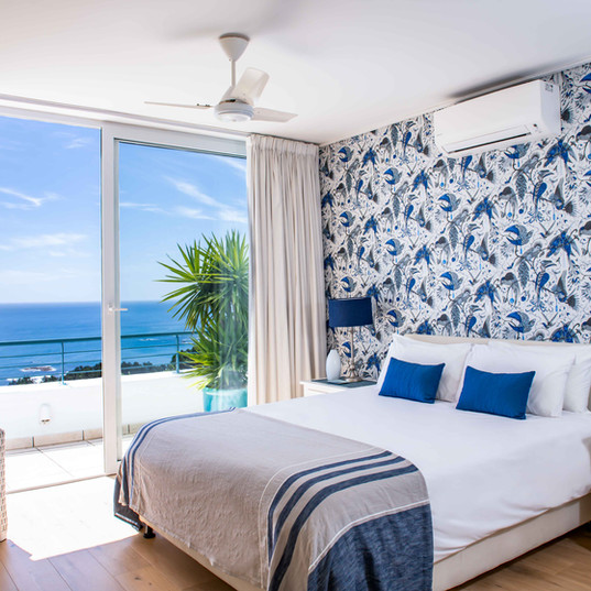 Penthouse Seaview Bedroom