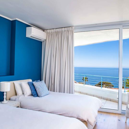 Luxury Twin Bedroom