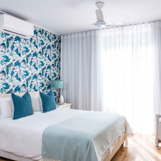 Penthouse Mountain Bedroom
