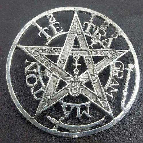 Medalla Tetragramaton Protección