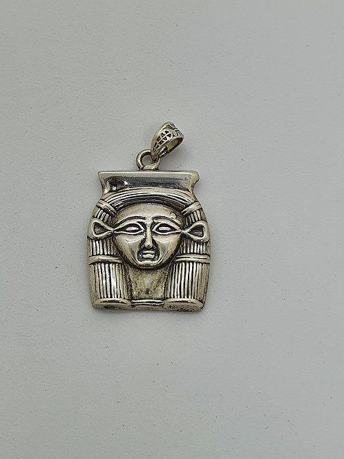 Dije diosa Hathor plata