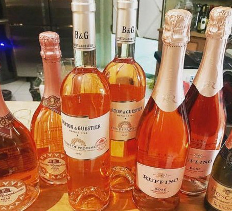 A Few Of Our Favorite Summer Rosés