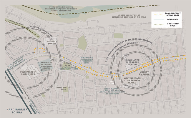 Oliver Tambo Drive: Activity and Network Analysis