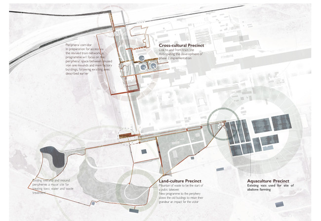 Short-term Spatial Programme for the Site
