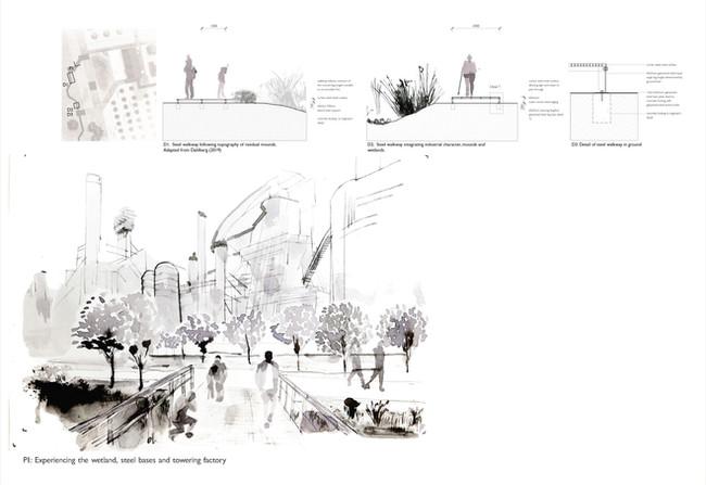 Cross-cultural Precinct Details and Perspectives