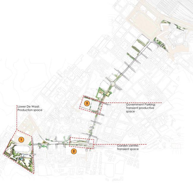 Landscape Framework Plan