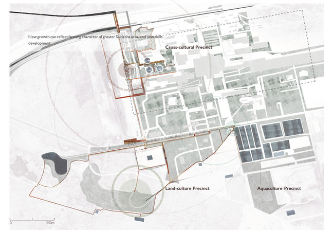Long-term Spatial Programme for the Site
