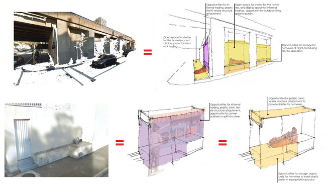 Temporal Shared-Space Approach to Redesigning Public Spaces