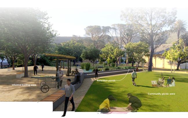 DeWaal Park Perspective