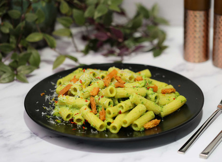 Noble House At Home Recipes – Vegan Penne Pasta
