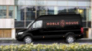 Noble House Kitchen Food Delivery Van.jp