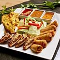 Cozy Thai Appetizer Sampler