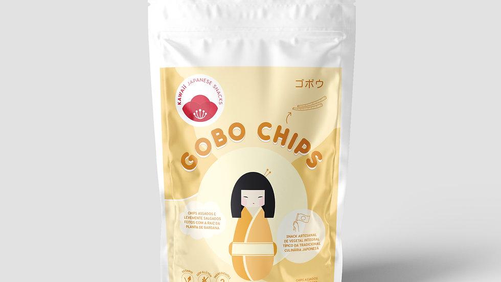 GOBO CHIPS 30g  •  03 PACKS
