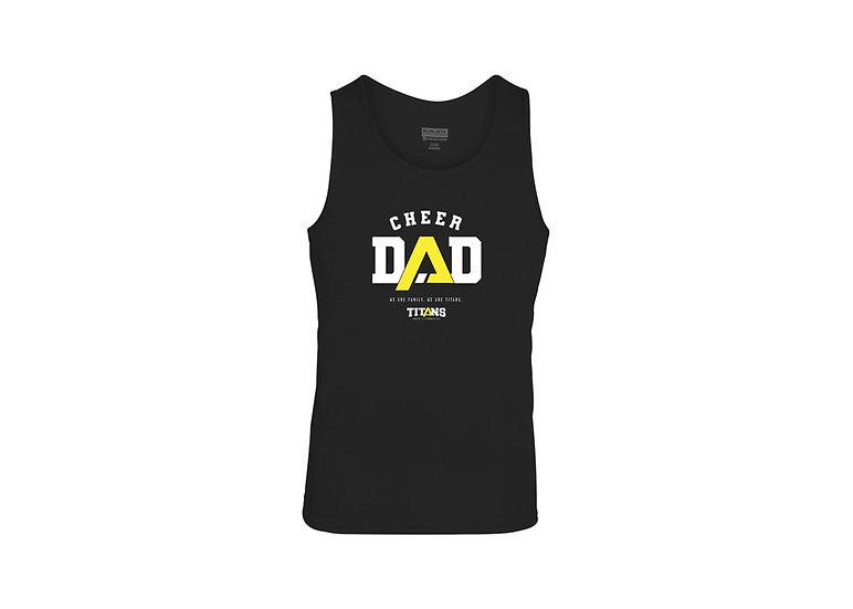 Cheer Dad Tank