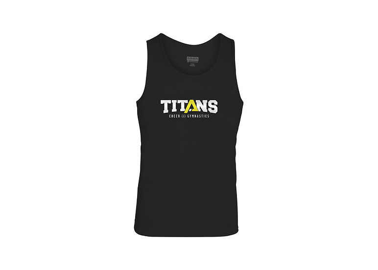 Titan Tank Tops- Men & Boys