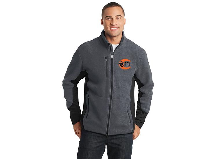Port Authority Full Zip Fleece