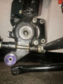 lancia delta rear hub